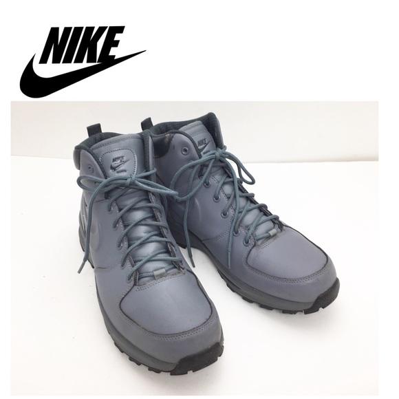 Nike Other - Nike acg Manoa High-top Boot Sneaker Gray